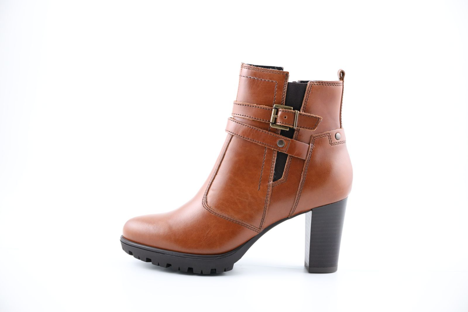 Hush Puppies Bottillon Camel dames (Bamkin - BAMKIN) - Marques à Suivre