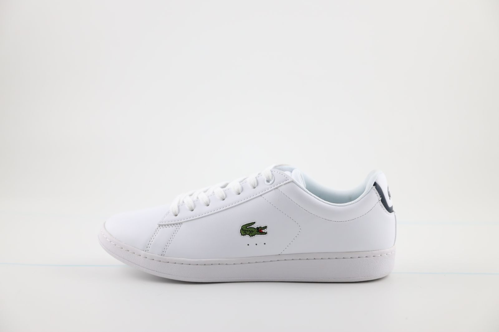 Lacoste Basket Blanc hommes (Carnaby Evo - Carnaby Evo) - Marques à Suivre